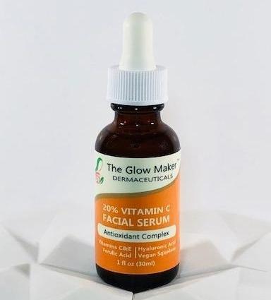 The Glow Maker Vitamin C/E & Ferulic Acid Serum