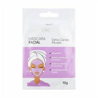 PANVEL Máscara Facial Detox Carvão Ativado Panvel Faces