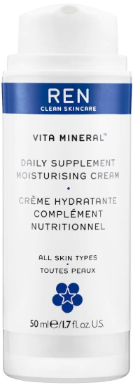 REN Vita-Mineral Daily Supplement Moisturising Cream