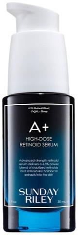 Sunday Riley A+ High Dose Retinoid Serum