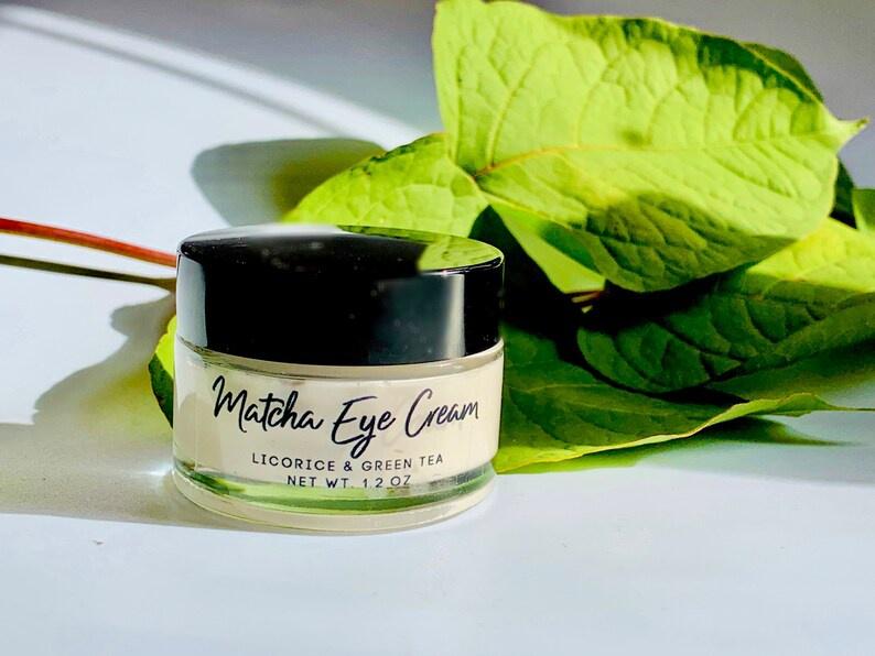 Seli Han Handcrafted Skincare Matcha Eye Cream