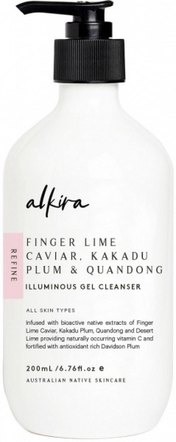 Alkira Illuminous Gel Cleanser