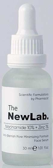 the NewLab. Niacinamide 10% + Zinc 1% Serum