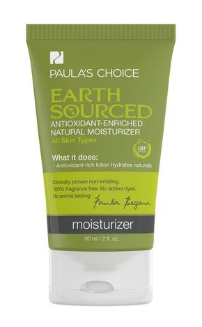 Paula's Choice Earth Sourced Antioxidant Enriched Natural Moisturizer