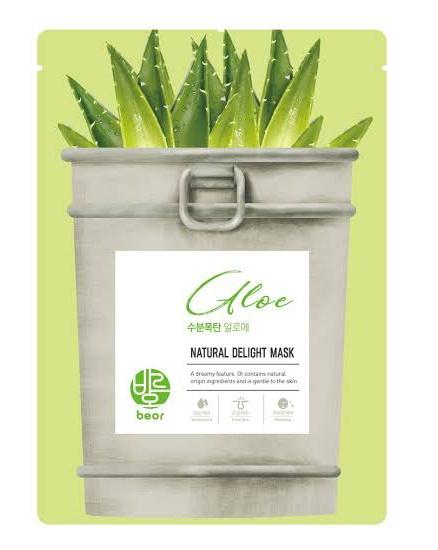 BEOR Aloe Natural Delight Mask