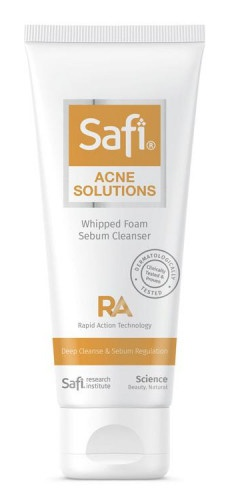 Safi Acne Solution Whipped Cleanser