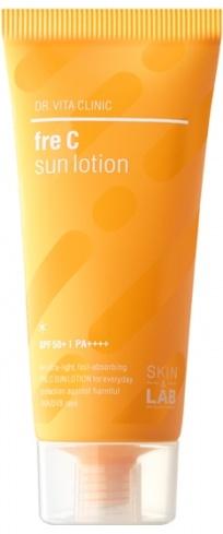 Skin&Lab Fre-C Sun Lotion Spf50+ Pa++++