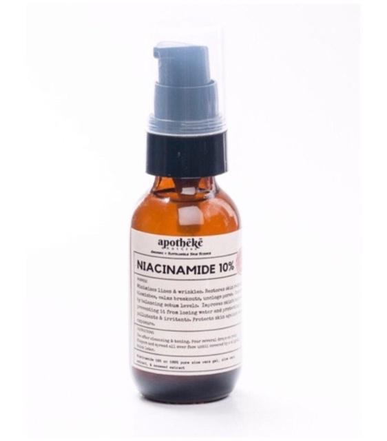 Apotheke Niacinamide 10%