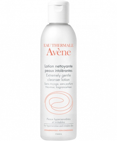 Avene Extremely Gentle Cleanser Lotion