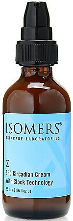 Isomers Spc Circadian Cream With Clock Technology