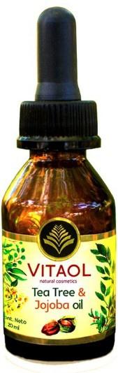 VitaOl Aceite De Jojoba Y Tea Tree