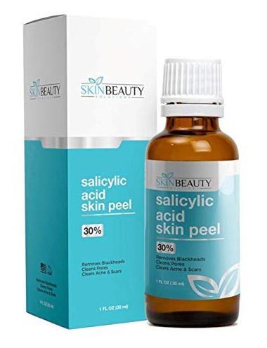 Skin Beauty Solutions Salicylic Acid Skin Peel