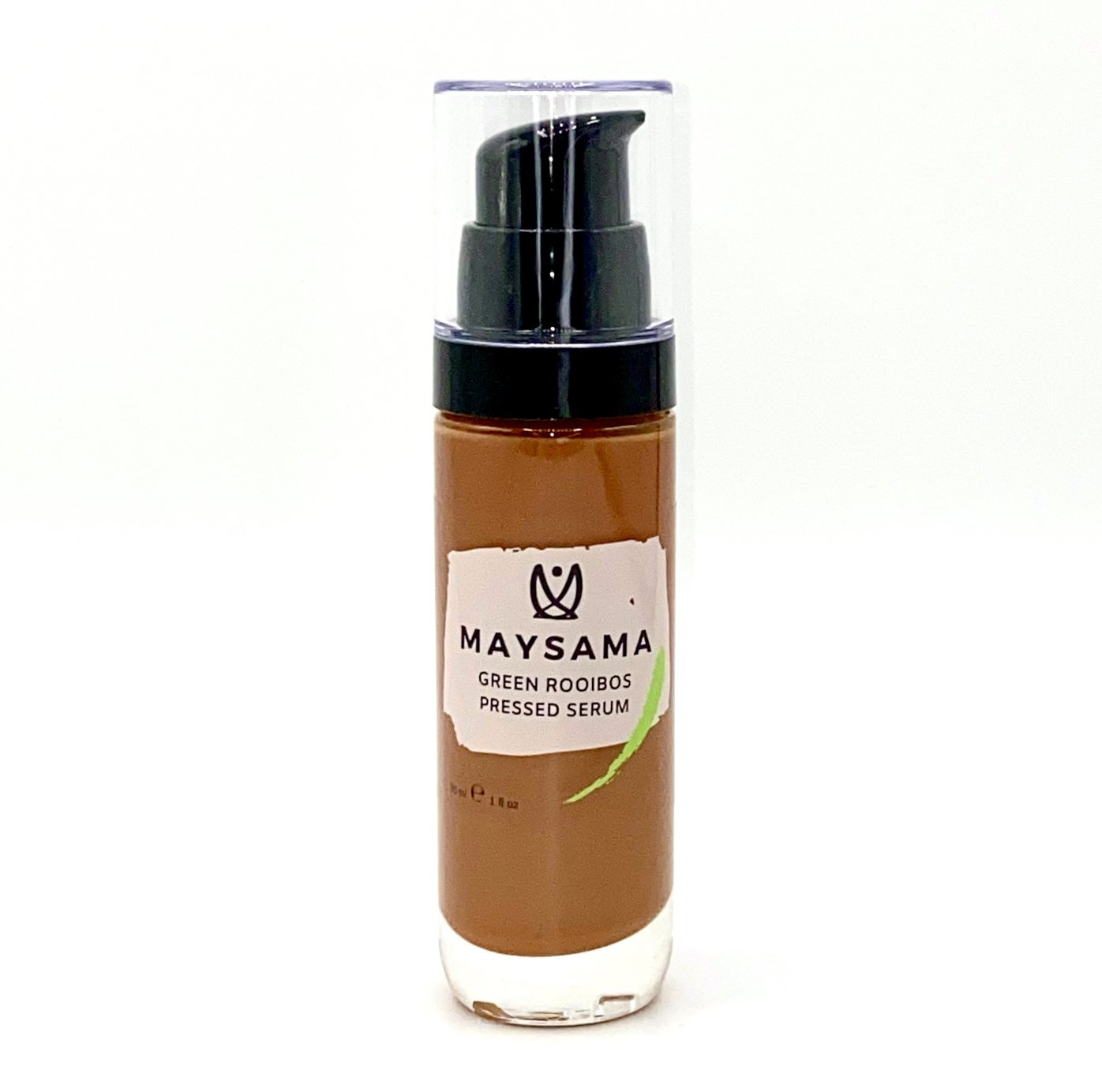 Maysama Green Rooibos Pressed Serum