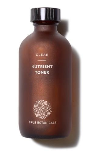 TRUE BOTANICALS Clear Nutrient Toner