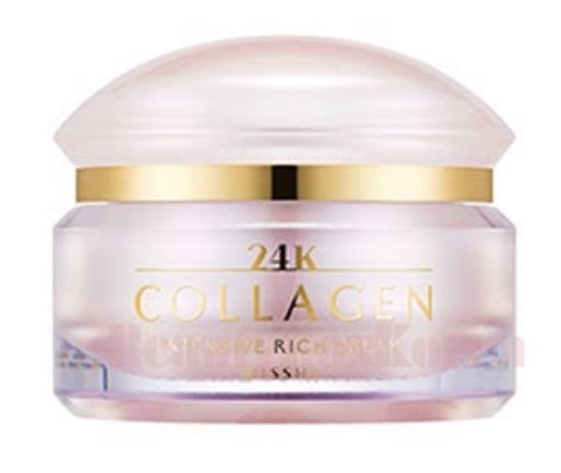 Missha 24K Collagen Intensive Rich Cream