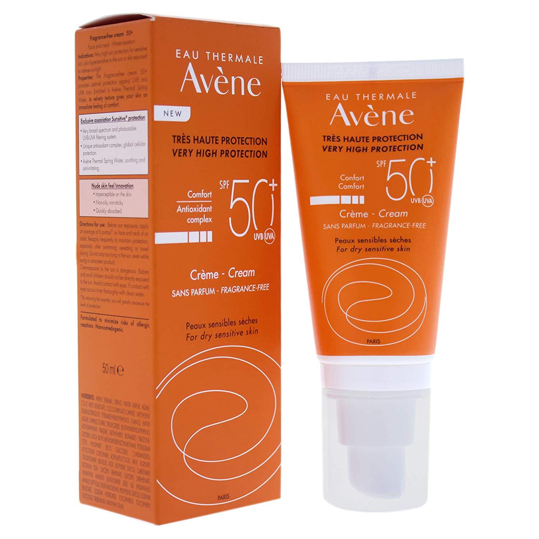 Avene Suncare Cream Spf 50