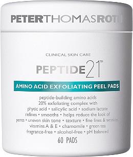 Peter Thomas Roth Peptide 21 Amino Acid Exfoliating Peel Pads