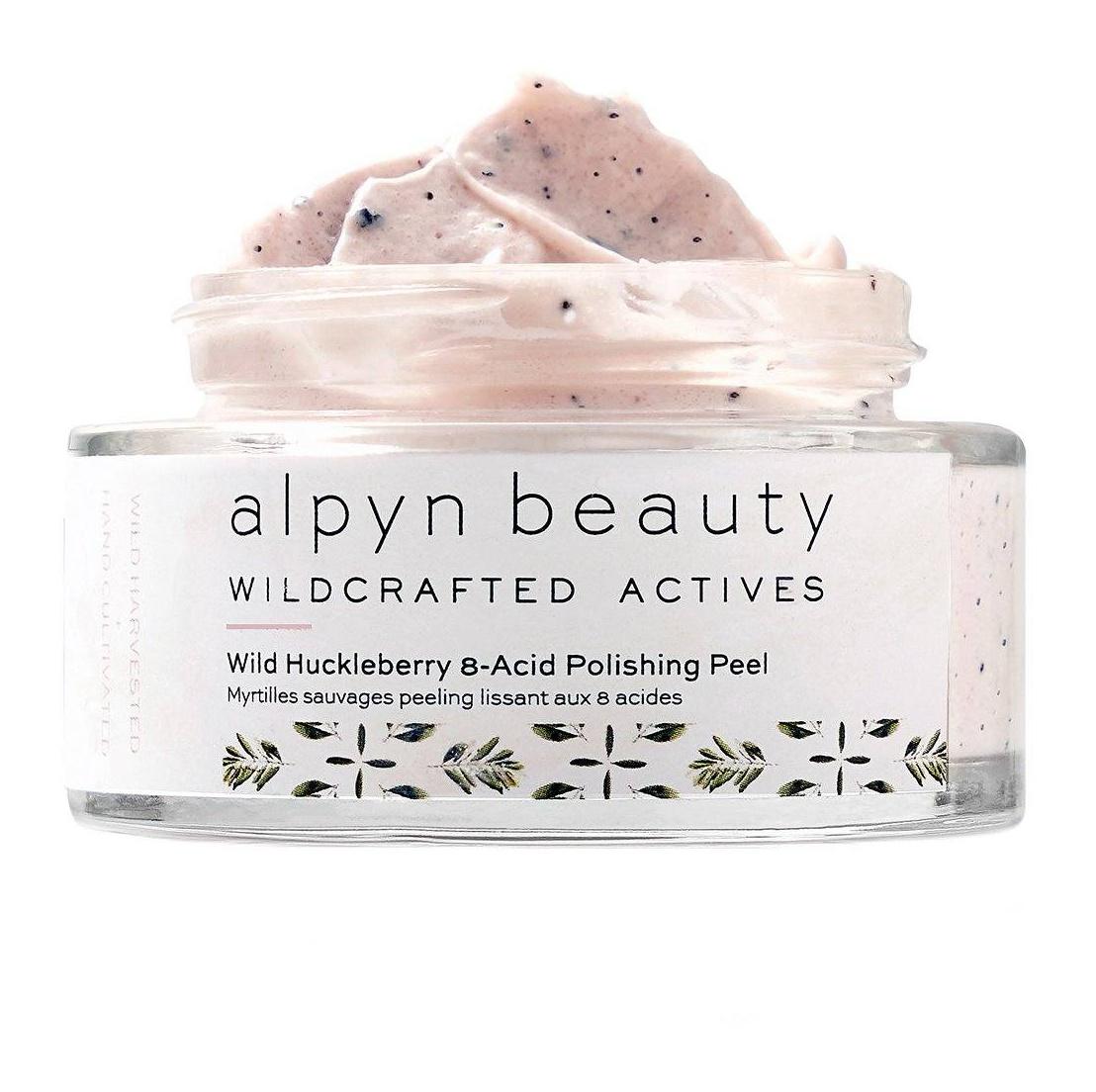 Alpyn Beauty Wild Huckleberry 8-Acid Polishing Peel