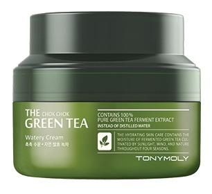 TonyMoly Chok Chok Green Tea Watery Cream