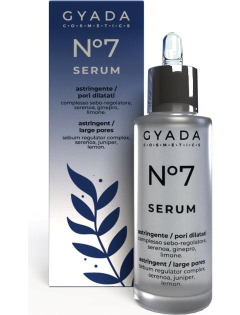 Gyada Cosmetics N°7 Astringent/Large Pores Serum