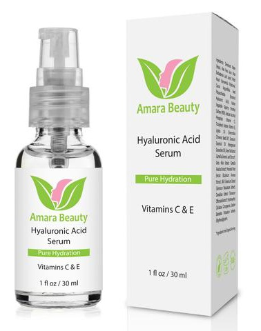Amara Beauty Hyaluronic Acid Serum