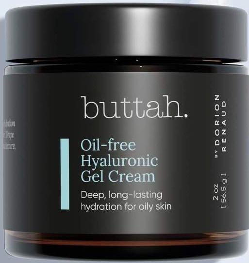Buttah Oil-Free Hyaluronic Gel Cream