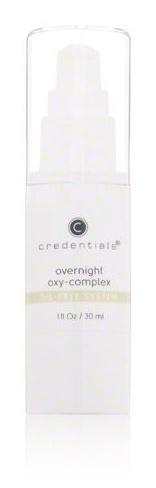 Credentials Overnight Oxy-Complex
