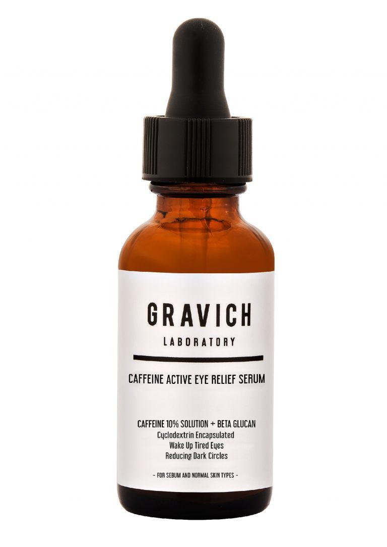 GRAVICH Caffeine Active Eye Relief Serum