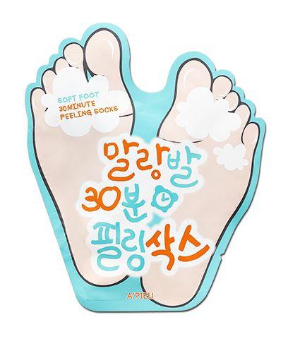 A'pieu Soft Foot 30-Minute Peeling Socks