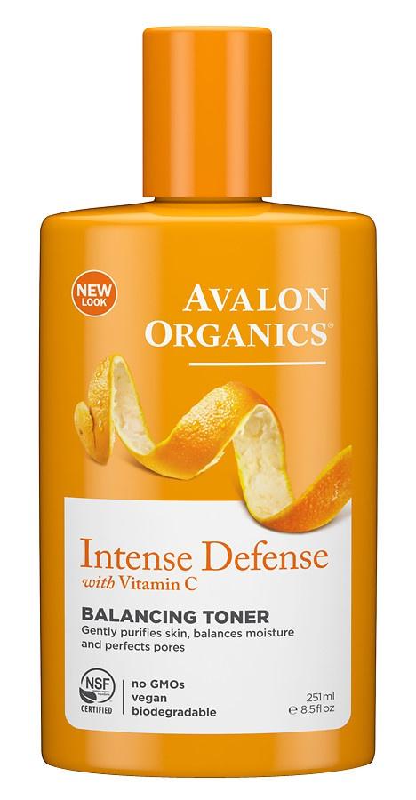 Avalon Organics Vitamin C Facial Toner