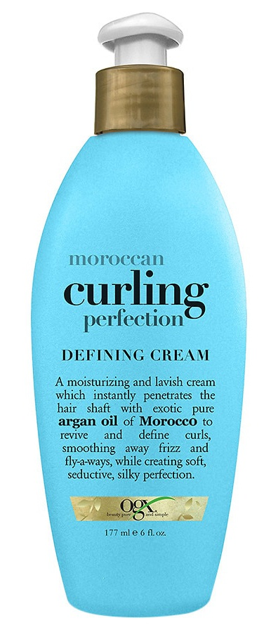 OGX Curling Perfection Hydrating Cream