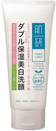 Hada Labo Hydra & Whitening Face Wash