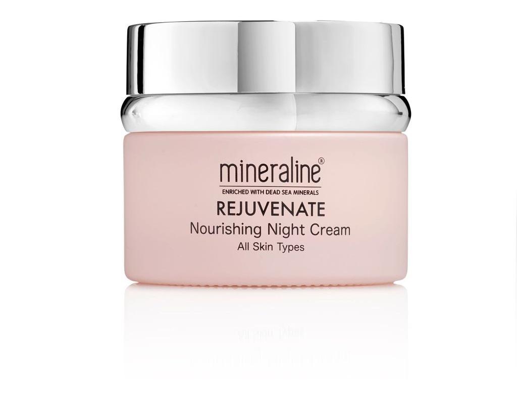 Mineraline Rejuvenate Nourishing Night Cream