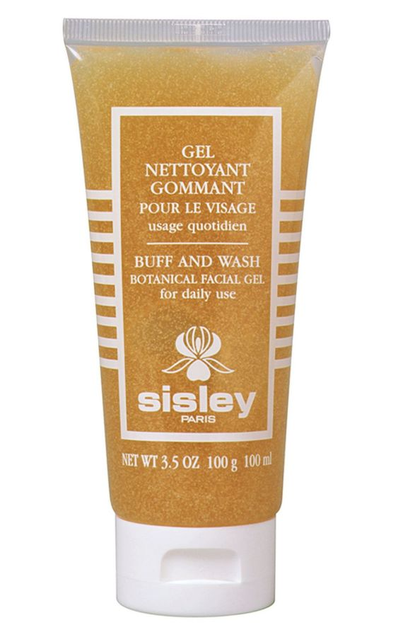 Sisley Buff And Wash Facial Gel With Botanical Extracts