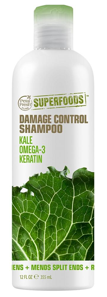 Petal fresh pure Superfoods Damage Control Shampoo