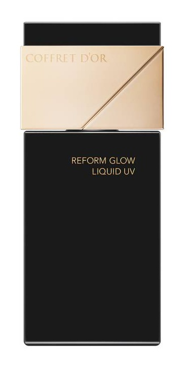 Coffret D'or Reform Glow Liquid UV Gold Spf23 Pa++