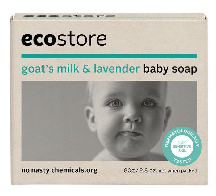 ecostore Goat'S Milk & Lavender Baby Soap