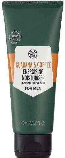 The Body Shop Guarana And Coffee Energising Moisturiser For Men