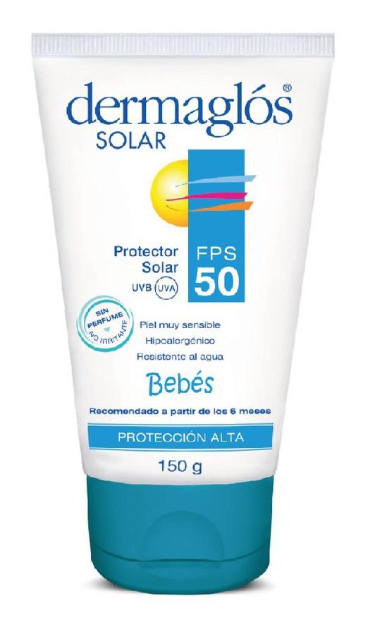 Dermaglós Protector Solar FPS 50 Bebes