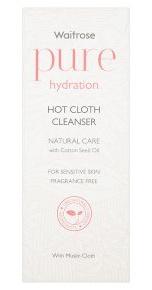 Waitrose Pure Hydration Cleanser