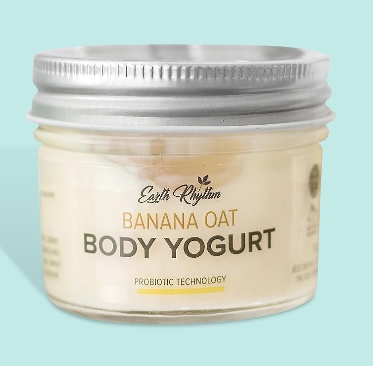 Earthrythm Body Yogurt Banana And Oat
