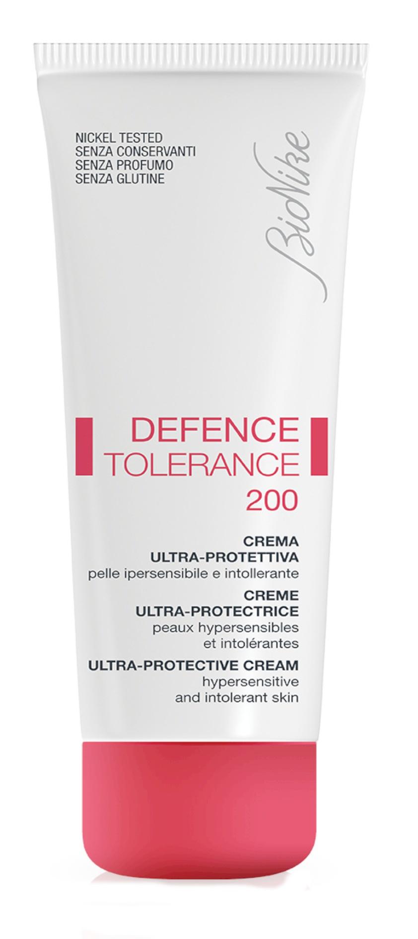 Bionike Defence Tolerance 200 Crema Ultra-Protettiva