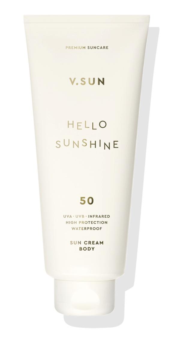 V.SUN Sun Cream Body Spf 50