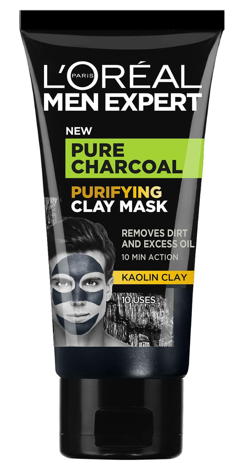 L'Oreal Men Expert Pure Charcoal Mask