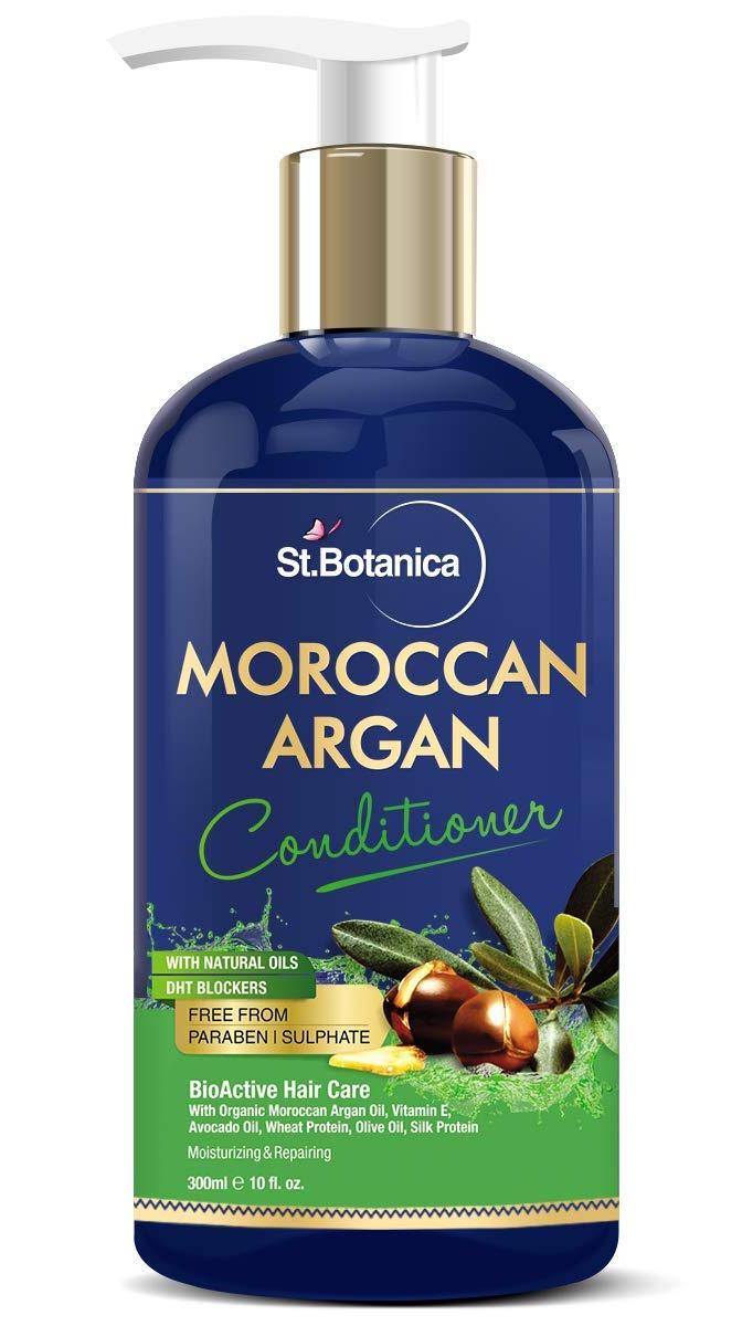 St. Botanica Moroccan Argan Hair Conditioner