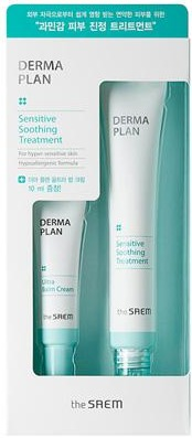 The Saem Derma Plan Sensitive Soothing Treatment