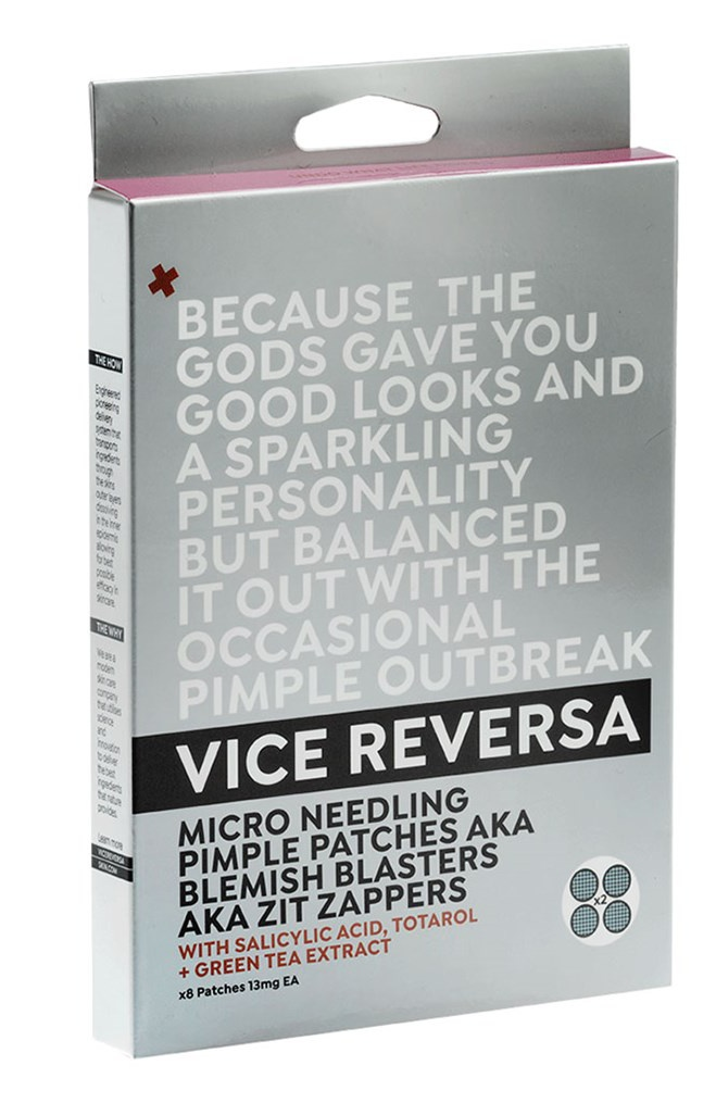 Vice Reversa Micro-Needling Pimple Patches