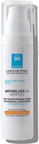 La Roche-Posay Anthelios HA Mineral Daily Moisturizing Cream Mineral Sunscreen