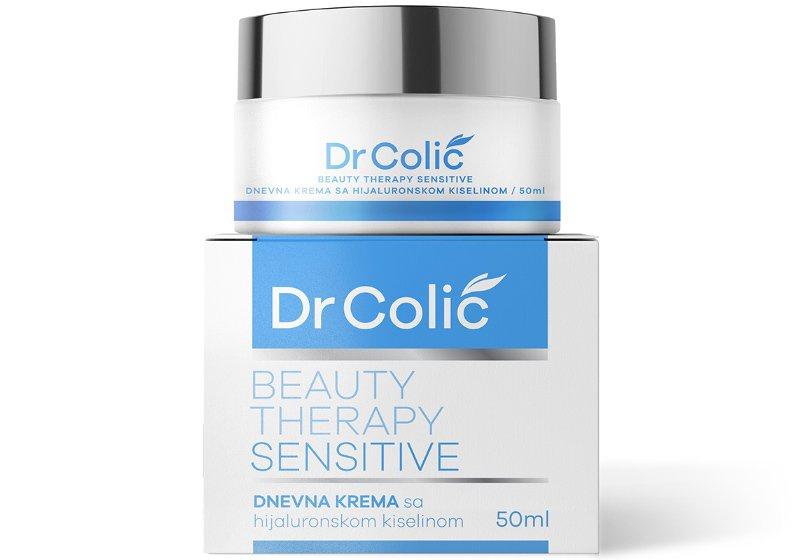 Dr Colić Beauty Therapy Sensitive Dnevna Krema Sa Hijaluronskom Kiselinom