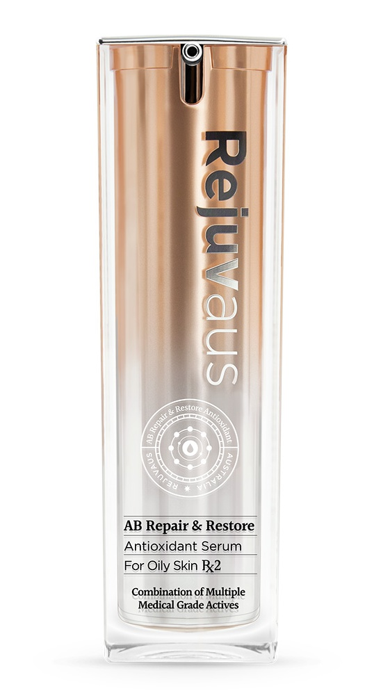 RejuvAus Ab Repair & Restore Antioxidant Serum For Oily Skin Rx2